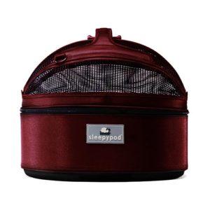 Sleepypod Original Luxury Carrier - Dark Brown