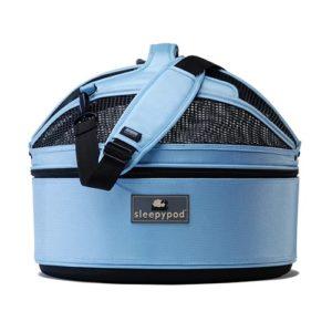 Sleepypod Mini Luxury Carrier - SKY BLUE